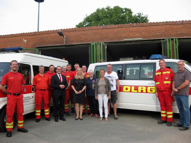 Besuch bei der DLRG Rehburg-Loccum